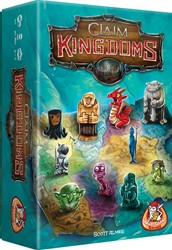 White Goblin Games spel Claim Kingdoms