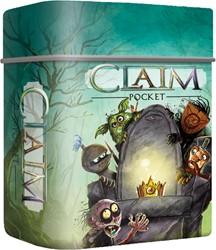 White Goblin Games spel Claim Pocket