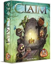 White Goblin Games spel Claim