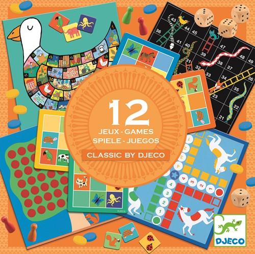 Djeco Classic box 4+ 1