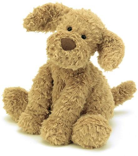 Jellycat knuffel Fuddlewuddle Puppy Baby 12cm