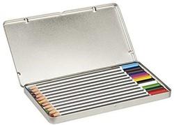 Moses Art Colour blik 12 kleurpotloden