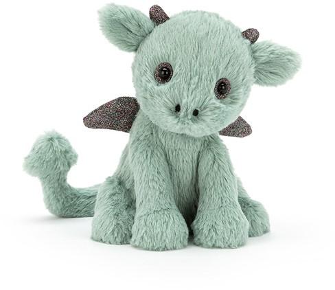 Jellycat knuffel Starry-Eyed Draak 17cm