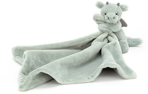 Jellycat Bashful Dragon Soother - 34cm
