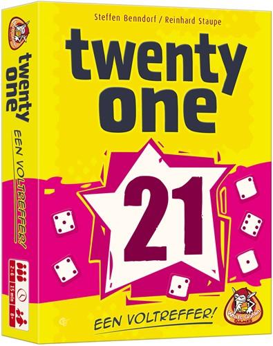White Goblin Games Twenty One (21)