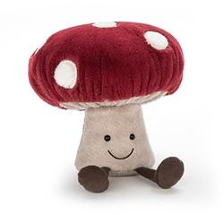 Jellycat knuffel Amuseable Mushroom -28cm