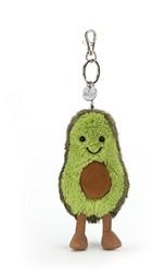 Jellycat Amuseable Avocado Bag Charm - 13cm