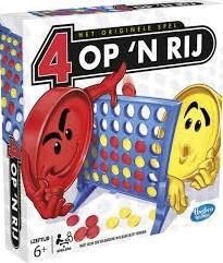 Hasbro  actiespel Vier op een rij A5640