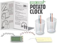 4M  Green Science wetenschapsdoos Aardappel klok-3