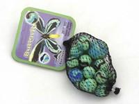 Don Juan  buitenspeelgoed Knikkers Butterfly 42mm-2