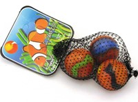 Don Juan  buitenspeelgoed Clownfish knikkers 35mm