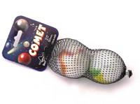 Don Juan  buitenspeelgoed Comet knikkers 50mm