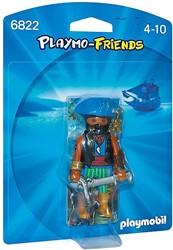 Playmobil  Playmo Friends Exotische piraat 6822