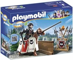 Playmobil  Super 4 Heer Rypan wachter van de Zwarte Baron 6696