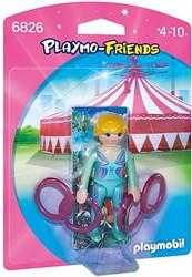 Playmobil  Playmo Friends Turnster met twee ringen 6826