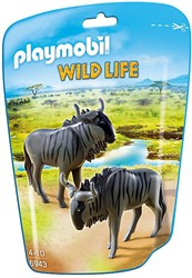 Playmobil  Wild Life Gnoes 6943