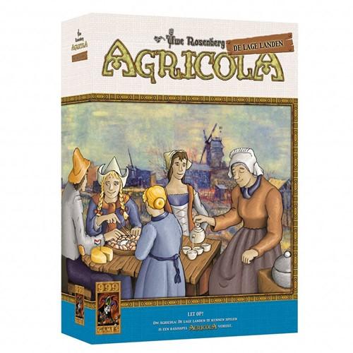 999 Games spel Agricola: De Lage Landen