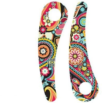 Wishbonebike loopfiets accessoires Stickers Paisley Recycled-3
