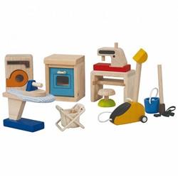 Plan Toys  houten poppenhuis accessoire Household accessories