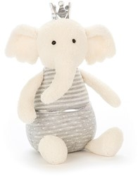 Jellycat Alfie Elephant Chime - 26cm