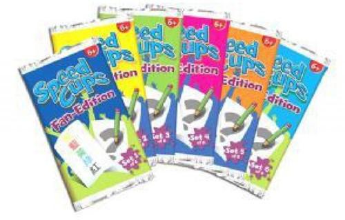 999 Games  kinderspel Speed cups Fan Edition