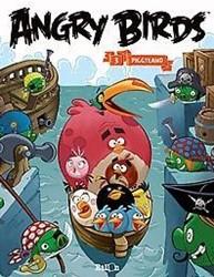 Stripboeken  Angry Birds Piggyland 3