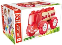 Hape houten speelvoertuig Fire Truck-2