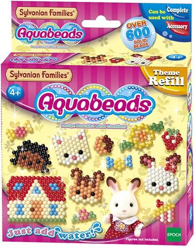 Aquabeads sylvanian families set