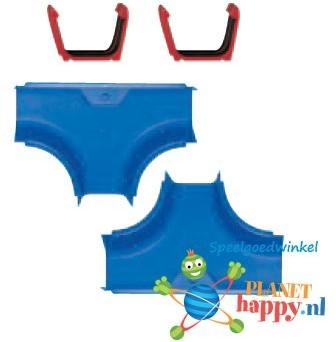 AquaPlay waterbaan Twee T splitsingen-2