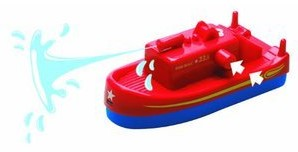 Aquaplay  Aquaplay badspeelgoed Fireboat-2