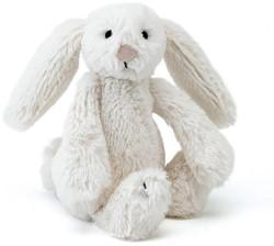 Jellycat  bashful cream bunny baby - 13cm