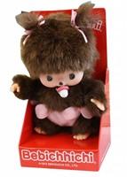 Monchhichi  knuffelpop Baby meisje - 16 cm-2