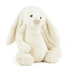 Jellycat  Bashful Cream Bunny Large - 36 cm