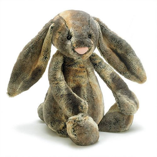 Jellycat knuffel Bashful Cottontail Konijn Groot - 36cm