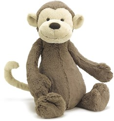 Jellycat Bashful Monkey Huge - 51cm