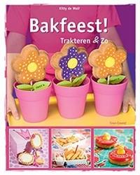 Kinderboeken  doeboek Bakfeest trakteren en zo