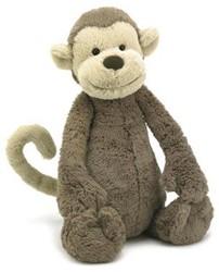 Jellycat  Bashful Monkey Large - 36cm