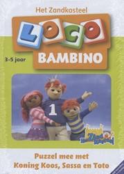 Loco  Bambino educatief spel Pakket Zandkasteel