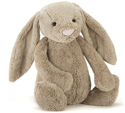 Jellycat knuffel Bashful Beige Bunny Really Big -67cm