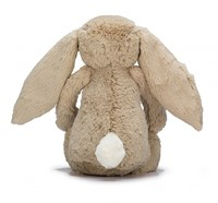 Jellycat knuffel Bashful Beige Konijn Heel Groot 108cm-3