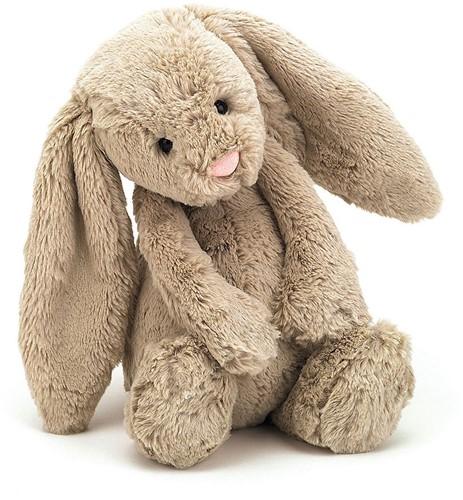 Jellycat knuffel Bashful Beige Konijn Heel Groot 108cm