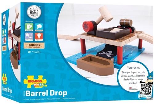 Bigjigs Barrel Drop-2