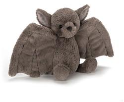 Jellycat knuffel Bashful Bat Small -18cm