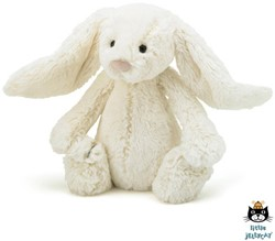 Jellycat  Bashful Bunny cream medium - 31cm
