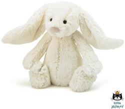 Jellycat Bashful Cream Bunny Medium - 31cm