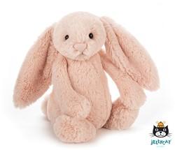 Jellycat Bashful Blush Bunny Medium - 31 CM