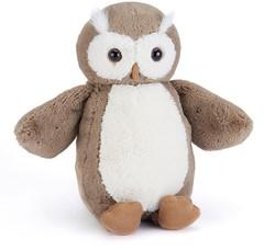 Jellycat knuffel Bashful Barn Owl Medium -31cm