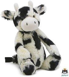 Jellycat knuffel Bashful Calf Medium -31cm