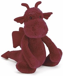 Jellycat Bashful Dragon Medium - 26cm