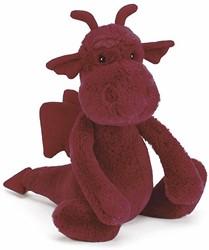Jellycat knuffel Bashful Dragon Medium -26cm